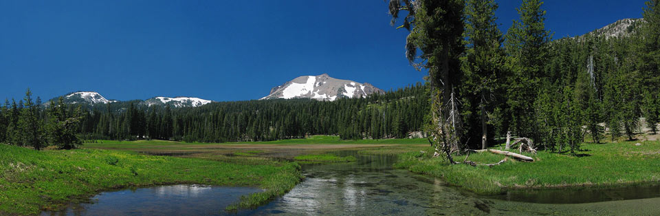 Lassen National Park — Kings Creek